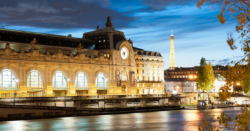 Musée d'Orsay i Paris