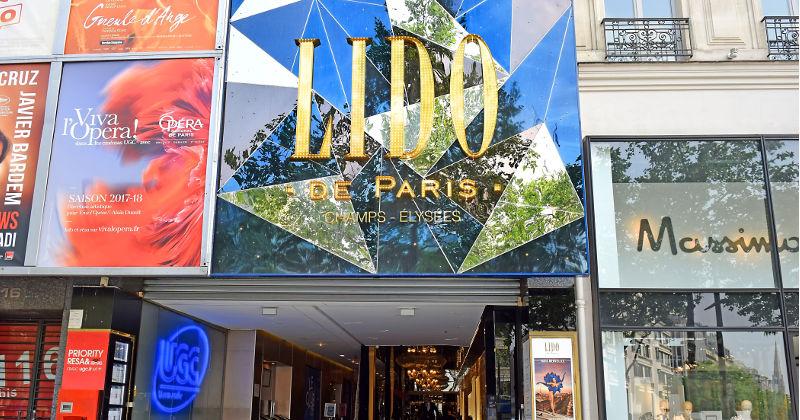 Le Lido i Paris