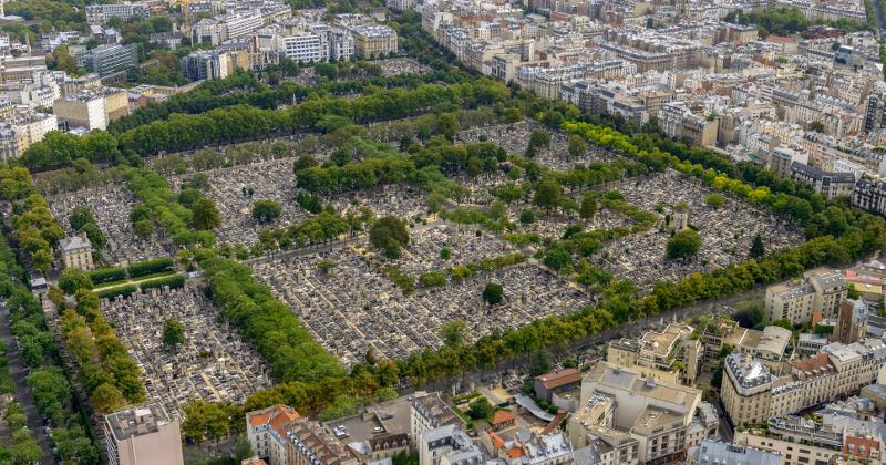père-lachaise i Paris